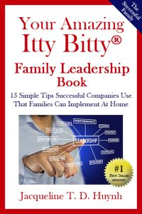 Jacqueline T. D. Huynh - The Successful Family - small cover - Amazon Bestseller